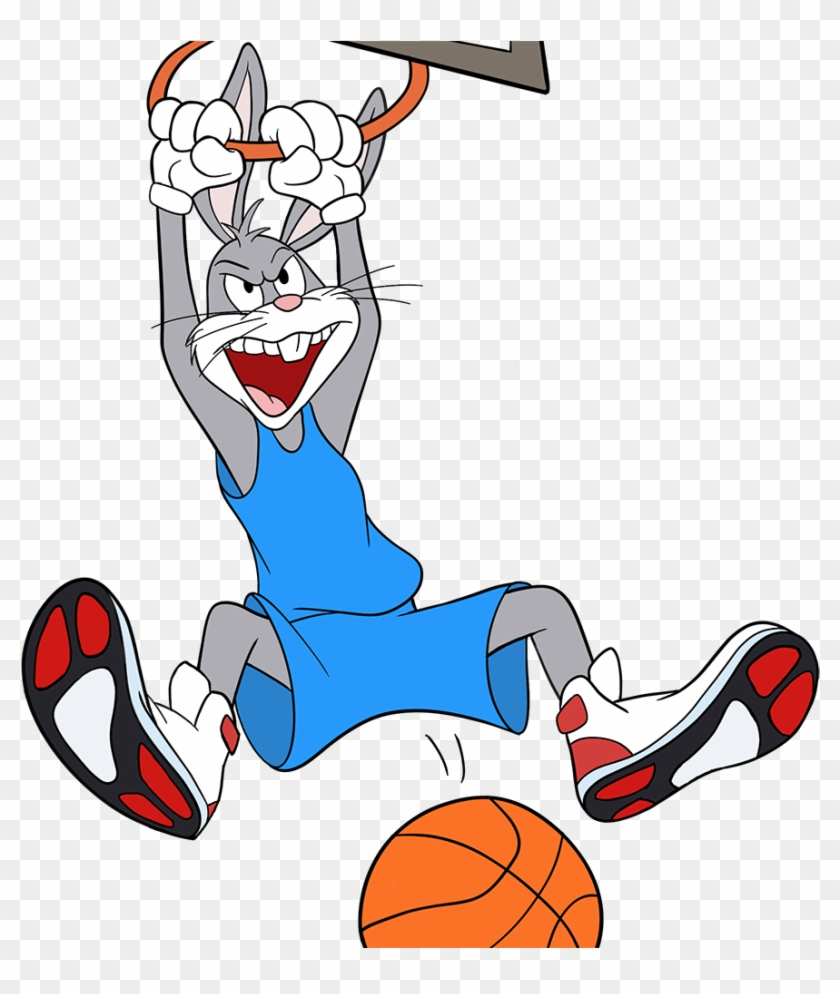Bugs Bunny Space Jam Png #289444