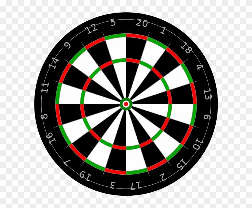 Football - Dart Board #289474