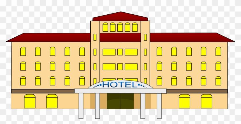 Hotel Transparent Background - Hotel Clipart #289483