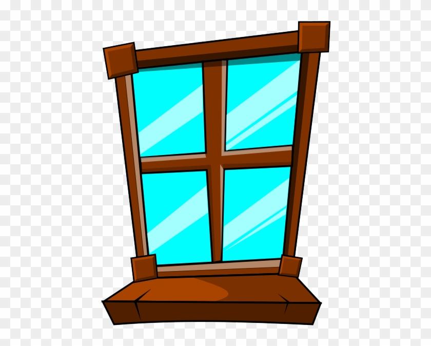 Window Clipart - Window Clipart #289522