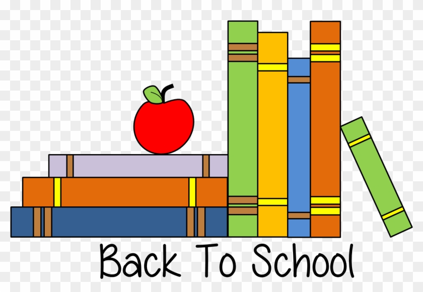 Back To School Clipart Free #289536