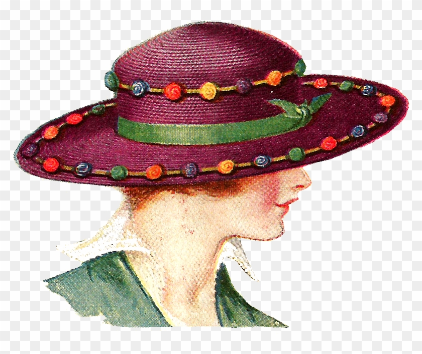 Ladies - Hat #289553