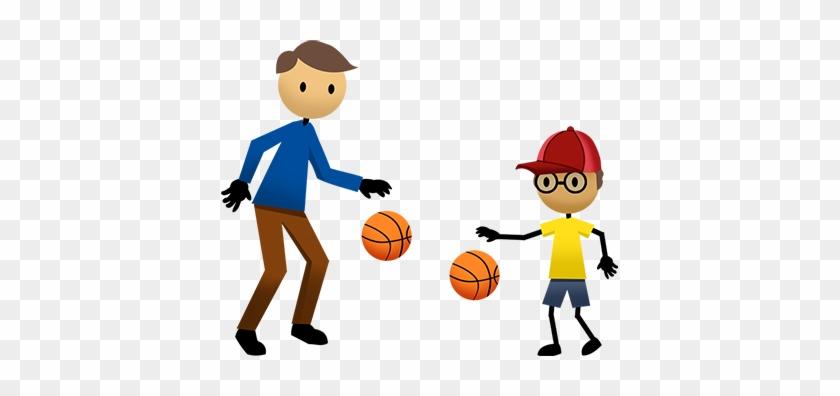 Hello - Dribble Basketball #289655