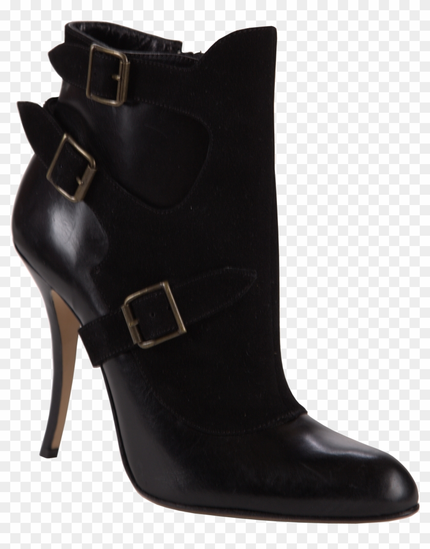 Riding Boot High-heeled Shoe Fashion Boot - Michael Kors Ankle Stiletto Boots #289660
