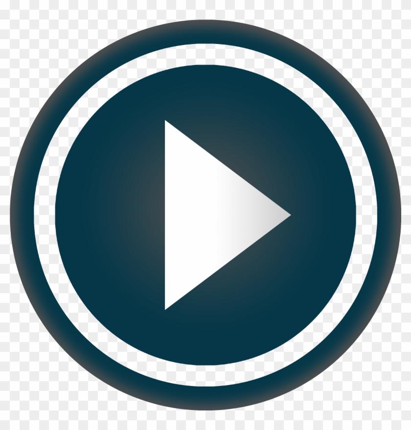 Button Play Transparent Clipart - Lukas Podolski #289694