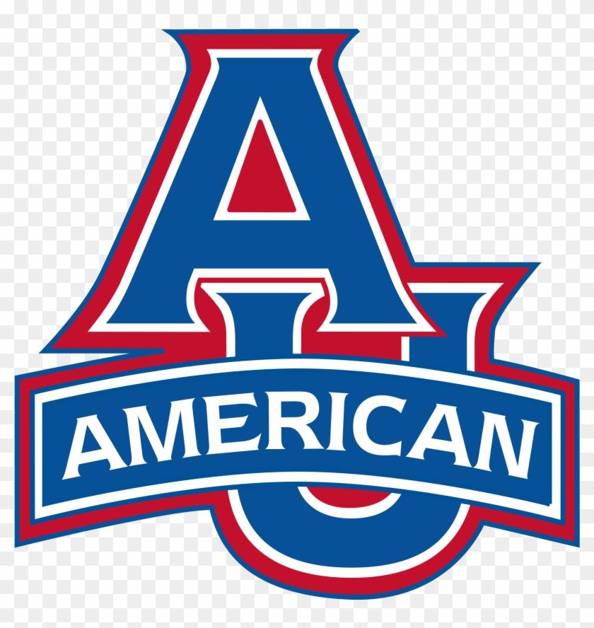 Randome Clipart Men's Basketball - American University Athletics Logo #289740