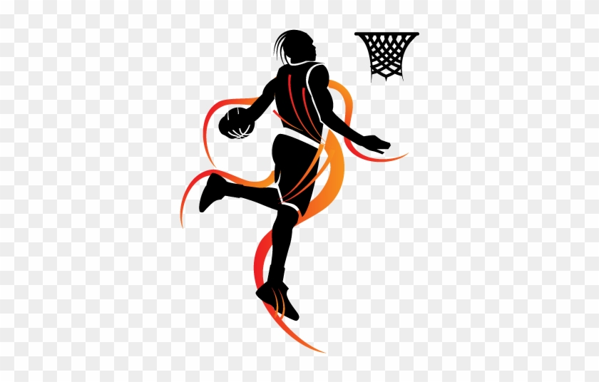 Basketball Sport Clip Art - Basketball Vector #289742
