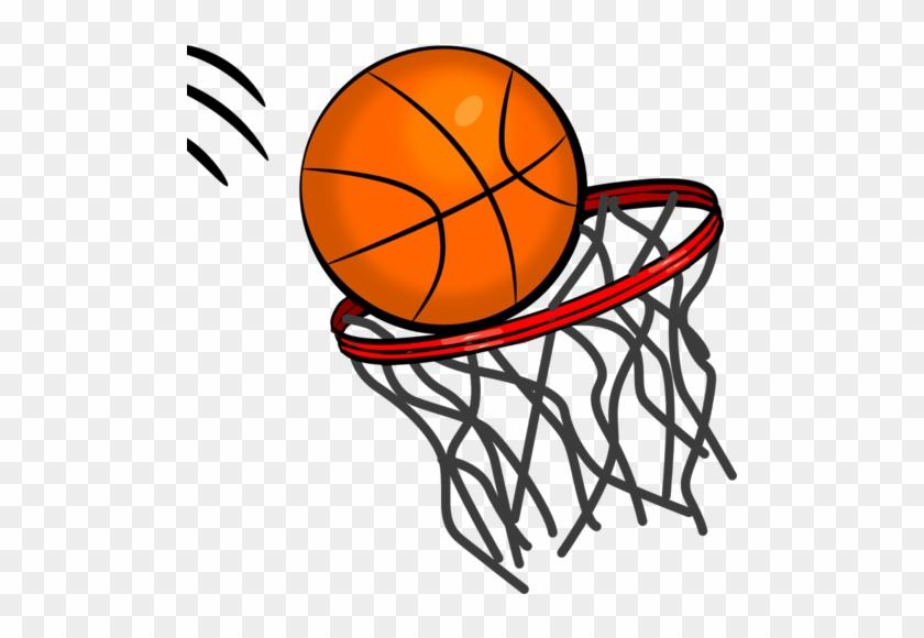 Mary School Hosts The Milford Elks Basketball Hoop - Basketball Images Clip Art #289743