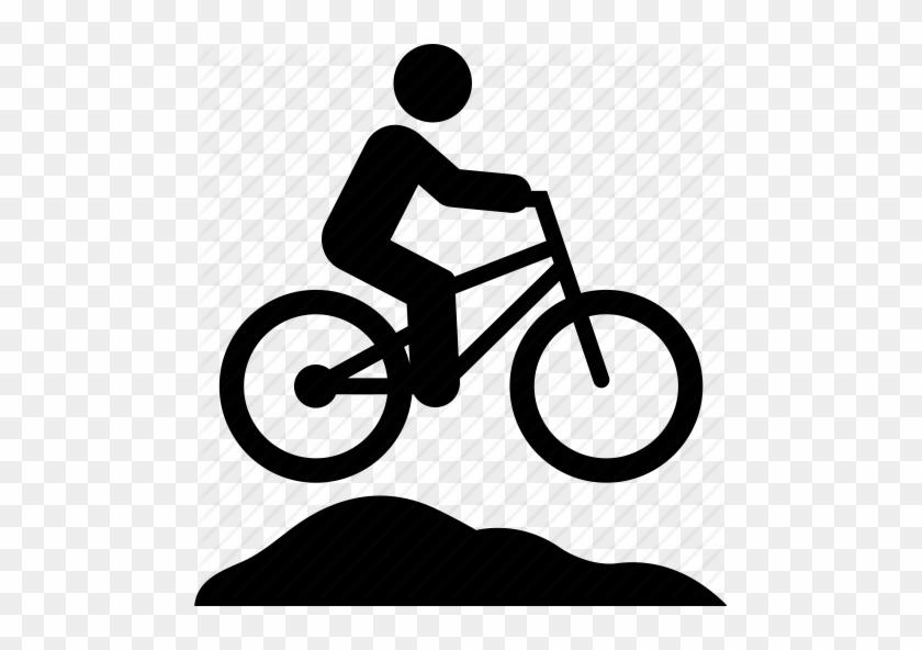 Bicycle, Bike, Biker, Biking, Mountain, Person, Ride - 20 Huffy Rock It Boys Bike Red #289821