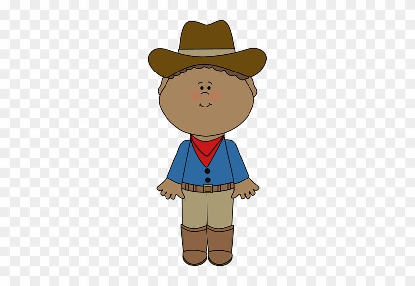 Cowboy Shirt Clip Art - Cowboy Shirt Clip Art #289908