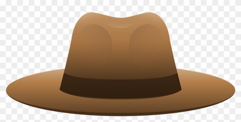Christmas Cowboy Cliparts 22, - Detective Hat Png #289919