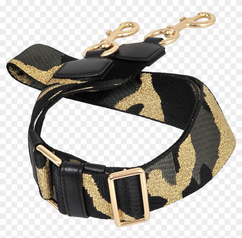 Marc Jacobs Tonal Jj Webbing Strap Black Woman Classic - Marc Jacobs Camo Bag Strap #289935