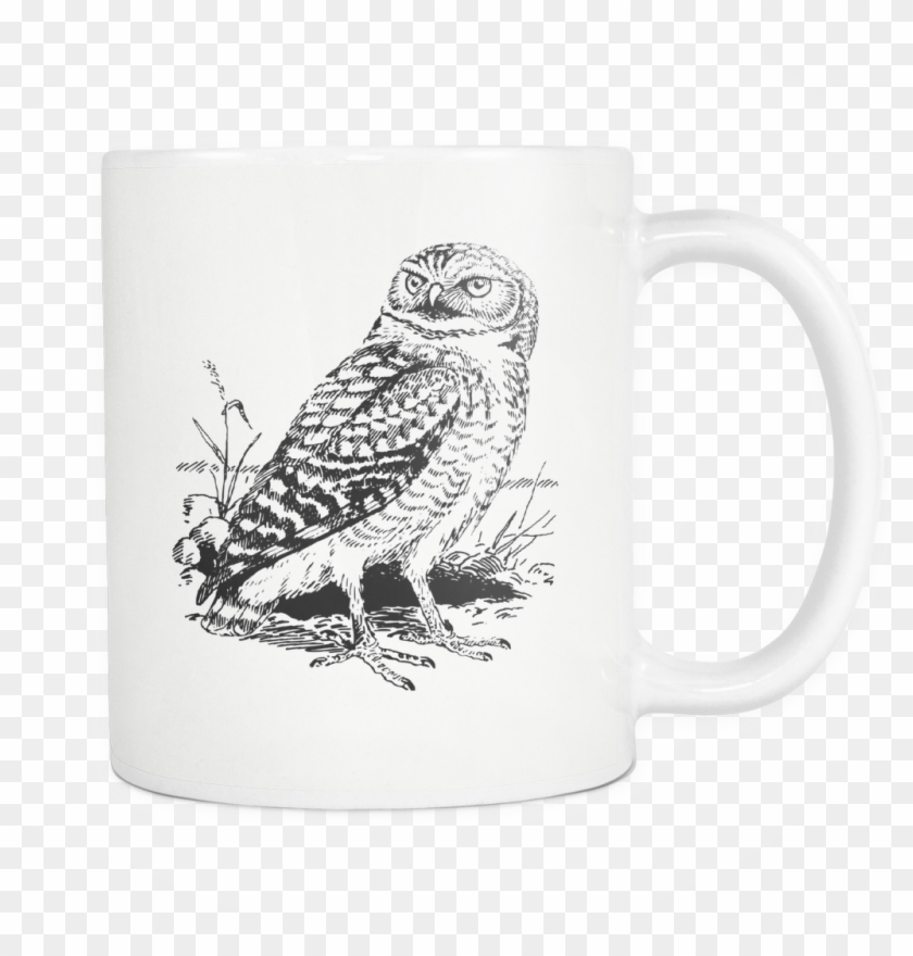 Owl Lover Mug - Wise Owl Wide Ruled Composition Notebook #289948