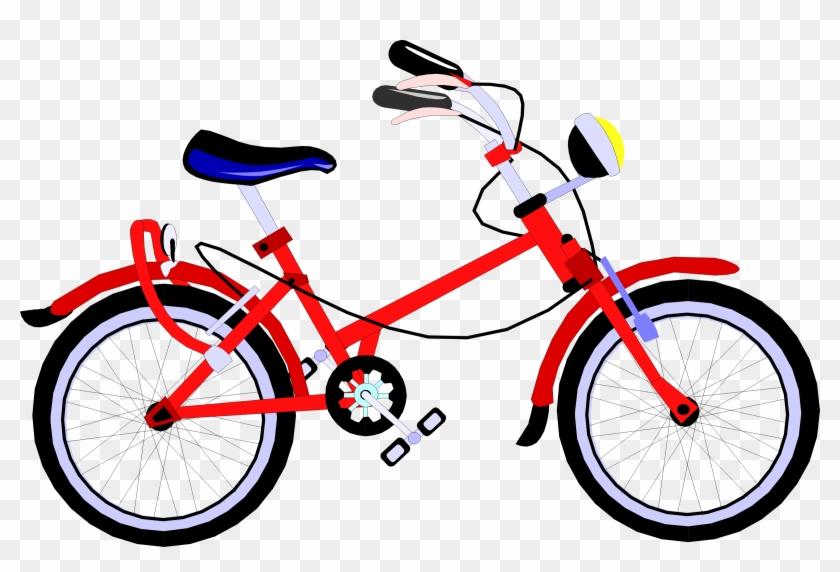 Medium Image - Cliparts Vélo #289995