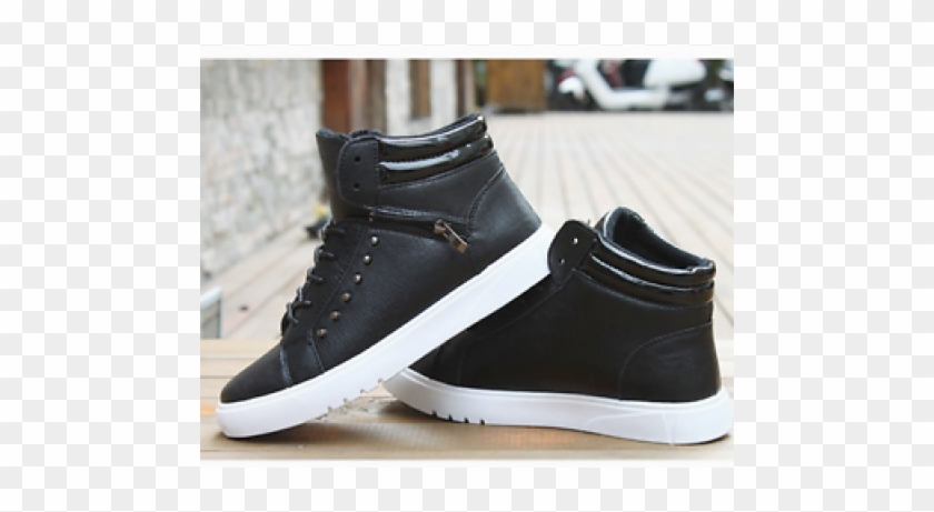Popular Brands 2017 Men New Sneakers Canvas Fashion - Fashion Men's Casual High Top Sport Sneakers Athletic #290038