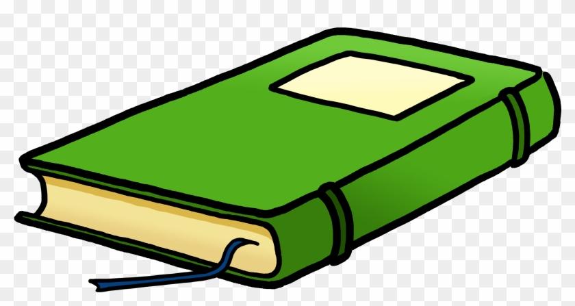 Book Clip Art - Book Clip Art #290043
