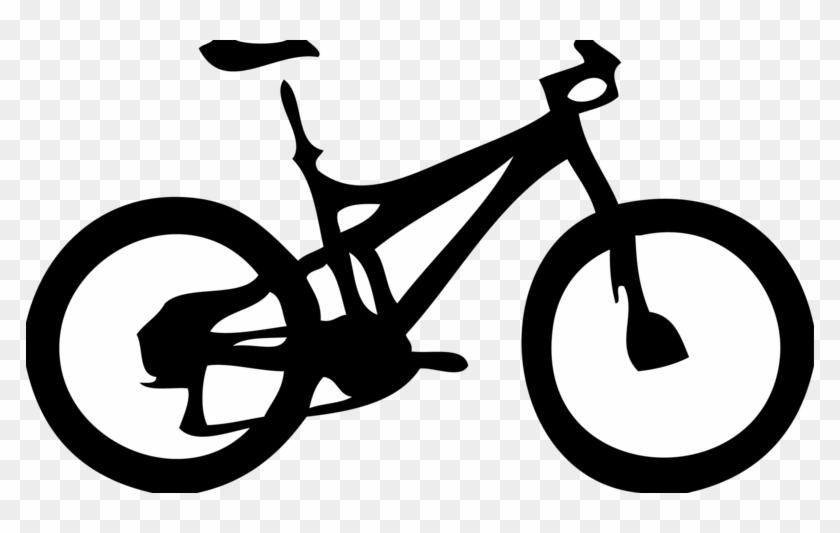 Size - Black Mountain Bike Bicycle Bib #290068