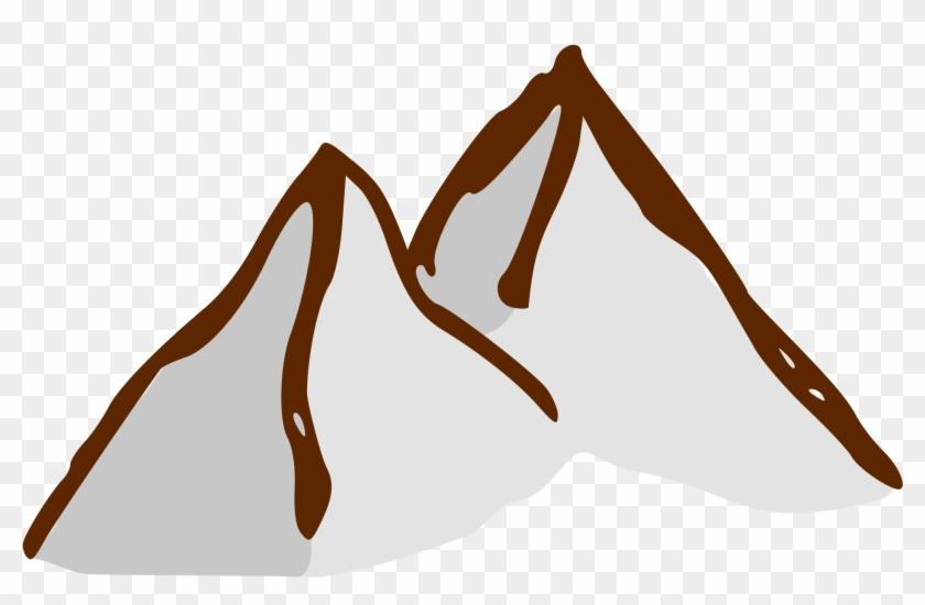 Mountain Clipart Rpg - Mountain Clip Art #290180
