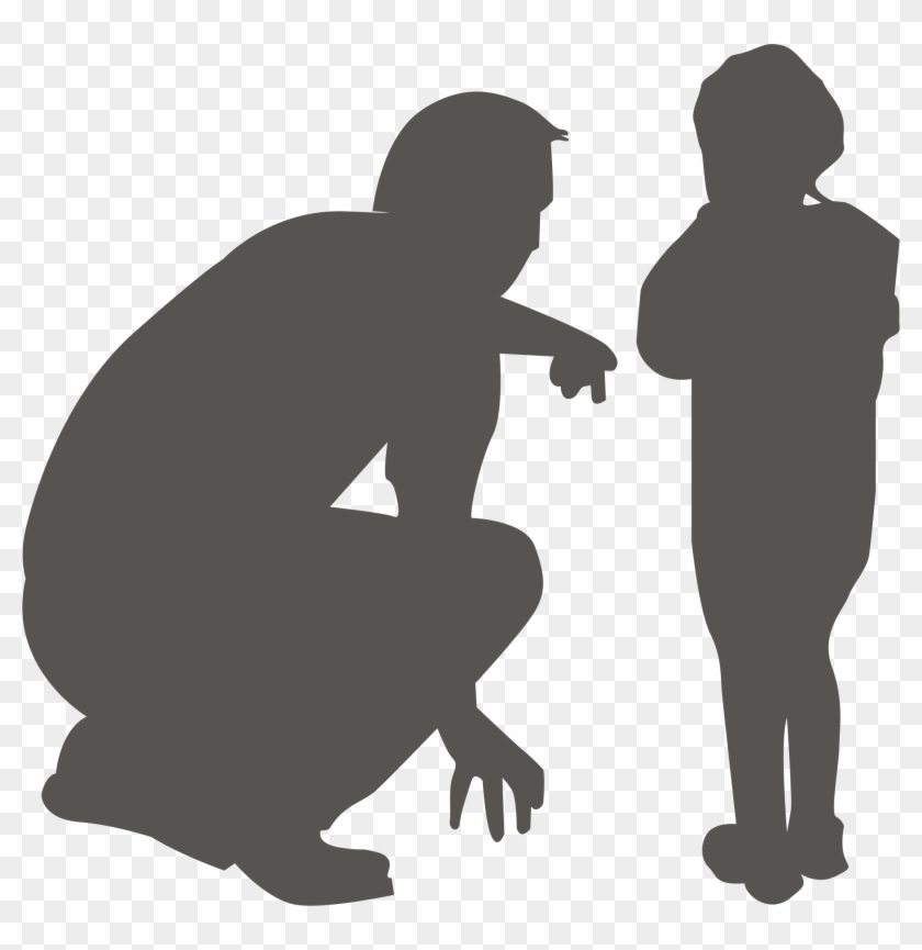 Clipart - Man And Child Clipart #290191