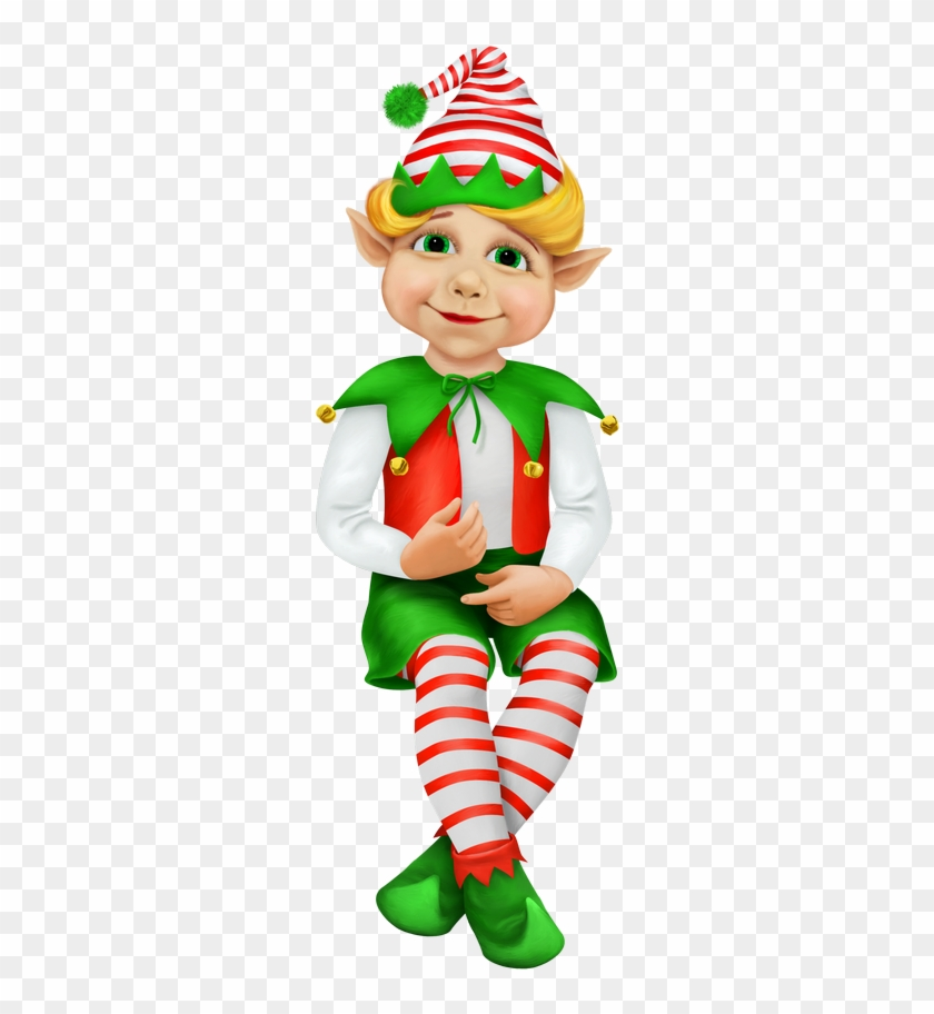 Gifs Tubes De Natal - Elf #290208