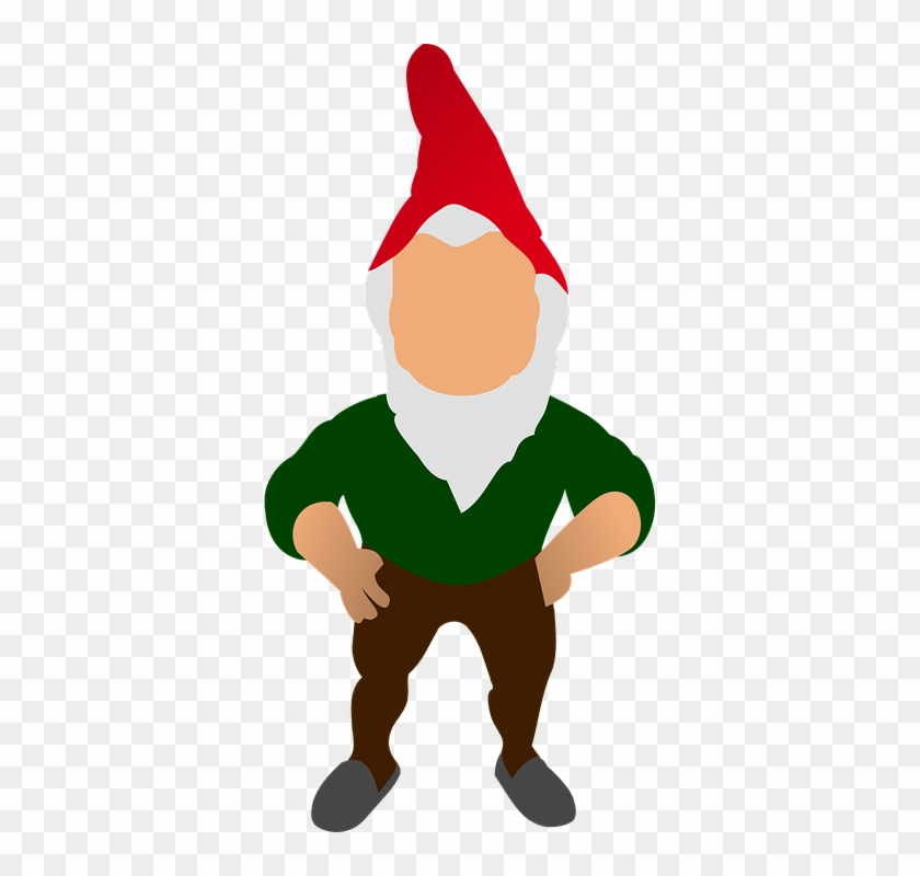 Christmas Elf Clipart 17, Buy Clip Art - Gnomes Clipart #290281