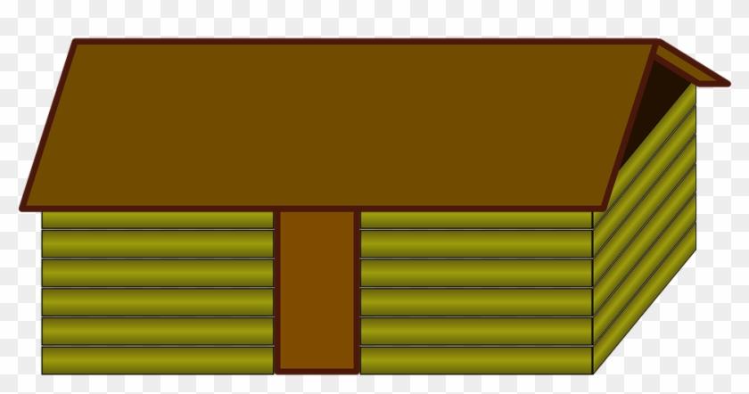 Barracks Cliparts 2, Buy Clip Art - Cabin Clip Art #290296