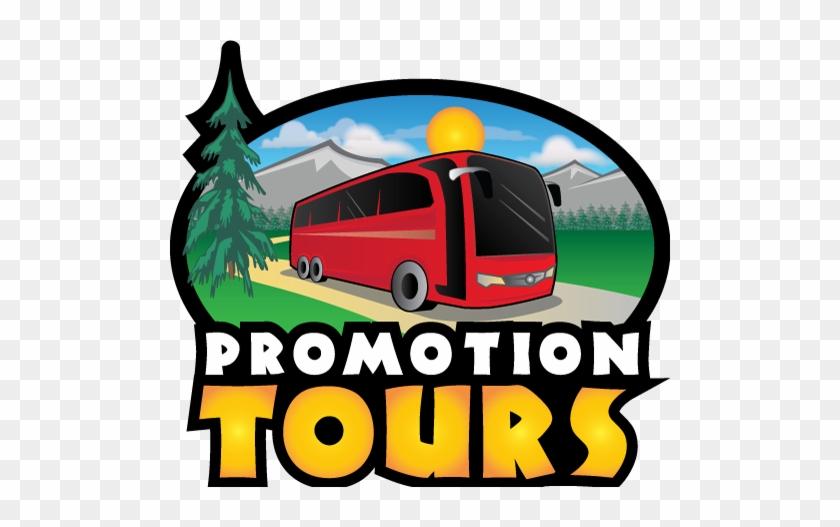 Logo Bus On Tour #290309