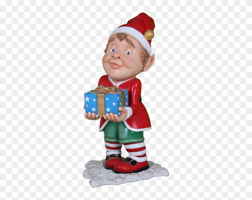 Wl Elf Gift - Queens Of Christmas Wl-elf-gift-04 Wl-elf-gift-04 - #290343