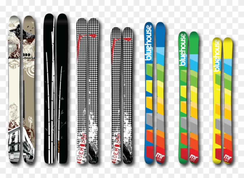 Bluehouse Skis Is The Real Deal - 189 Bluehouse Maven Skis 2008/09 #290394