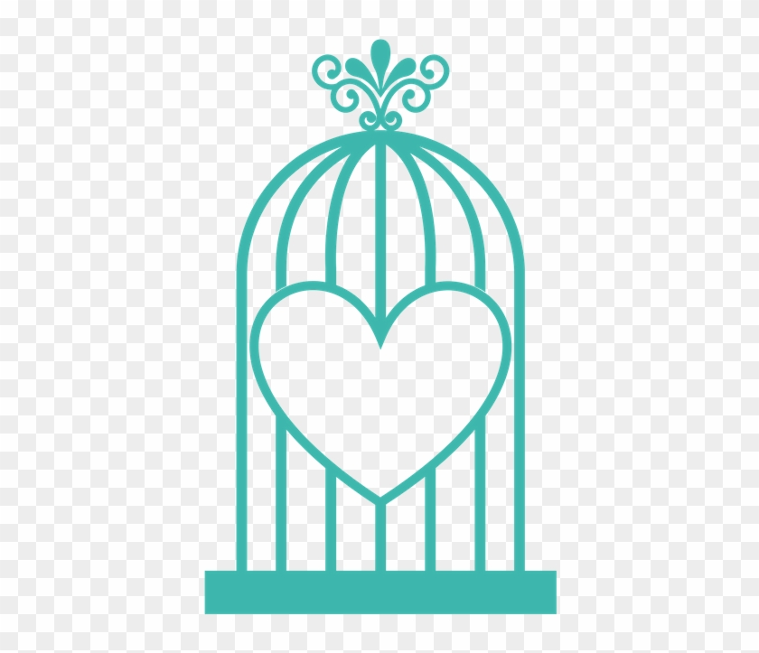 Bird Cage - Vector Graphics #290414