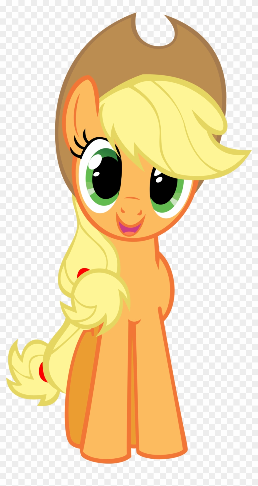 Applejack Voiced By Ashleigh Ball Is One Of The Main - My Little Pony Png Applejack #290494