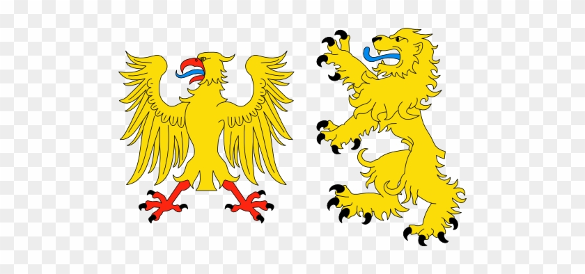 Águila Y León Infamados - Águila Y León Infamados #290496