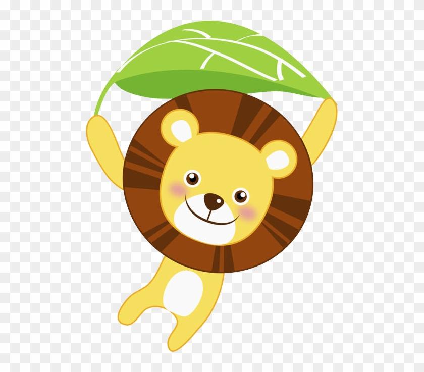 León De Dibujos Animados Clip Art - Lion #290500