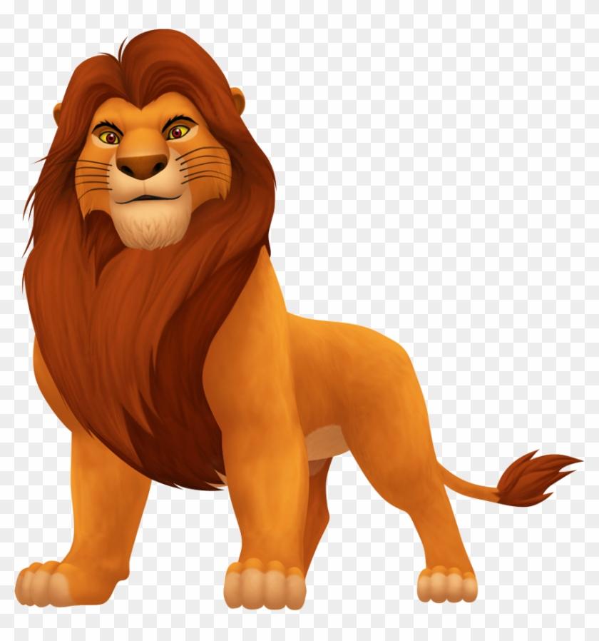 Mufasa Simba Cicatriz Sarabi León - Lion King Png #290501