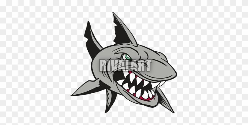 Clipart Info - Mean Shark #290515