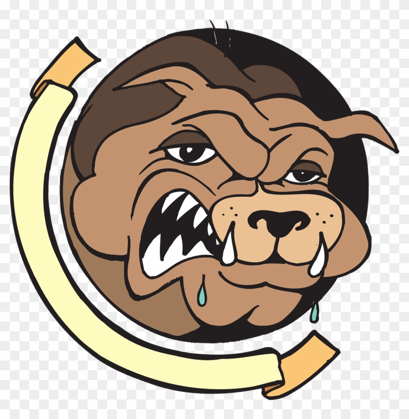 Bulldog Free Clipart 7, - Gambar Anjing Animasi #290519