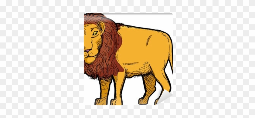 Colour Of A Lion #290528
