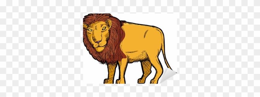 Colour Of A Lion #290532