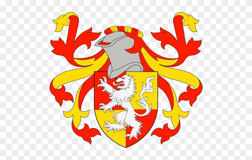 Escudo De Armas Imaginario Para La Casa De Gryffindor - St Chad's College, Durham #290544