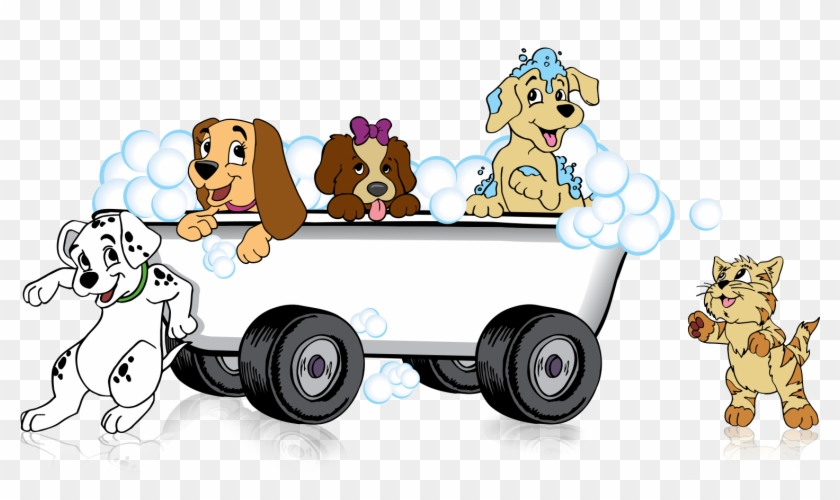 Dog Grooming Clipart - Pet Grooming Clipart #290556