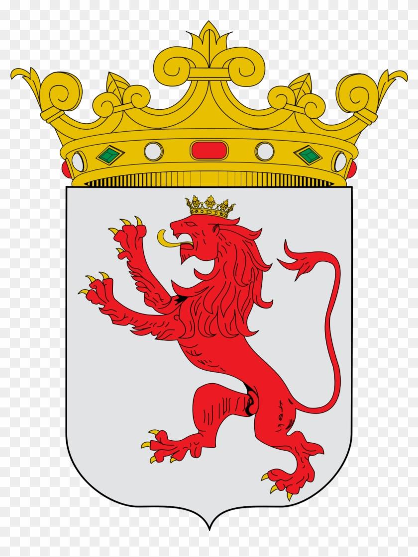 Leon Coat Of Arms #290561