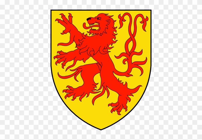 Escudo De Armas De Bártolo De Sassoferrato - Scotland Lion Coat Of Arms #290566