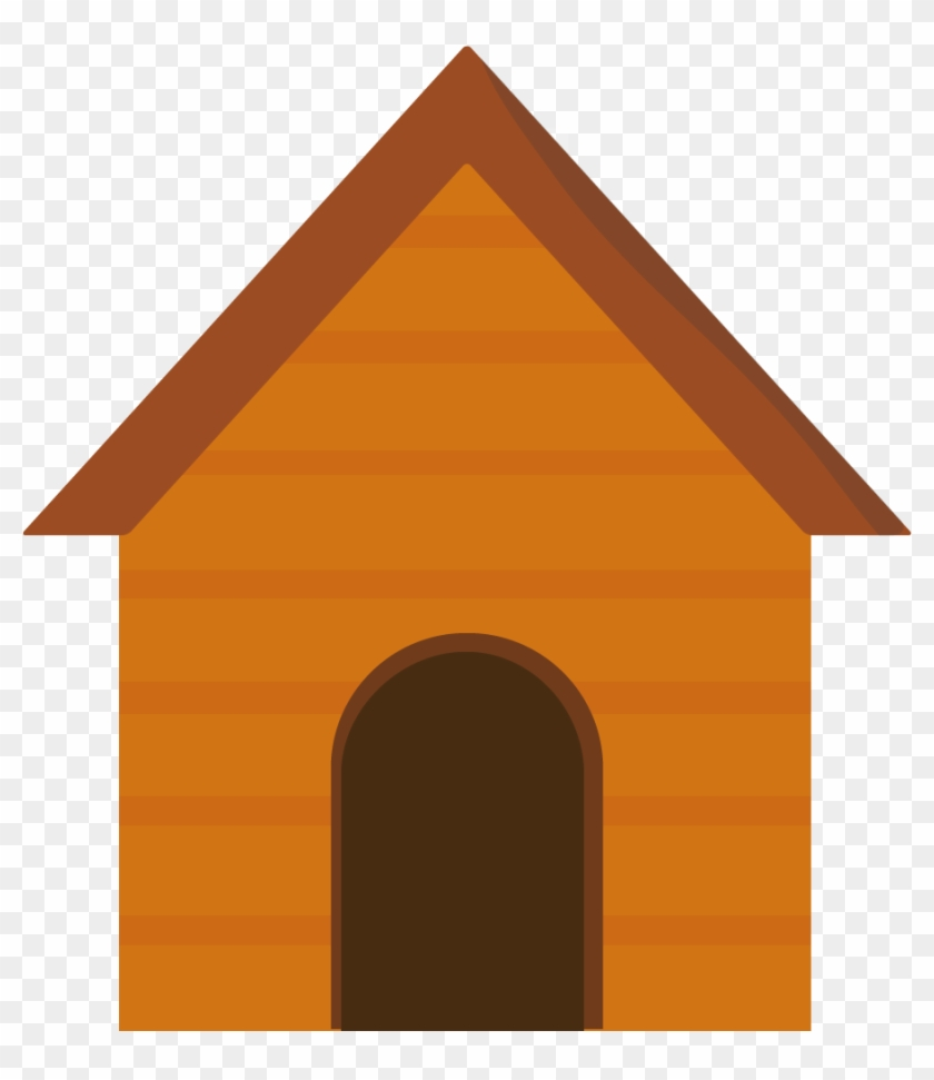 Download Png - Desenho De Casa De Cachorro #290603