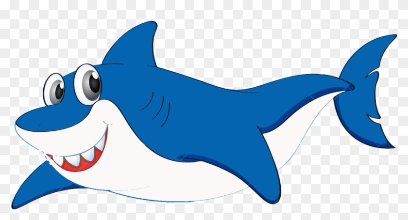 Shark Clipart Png Transparent - S Is For Shark #290600