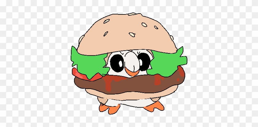 Hamburger Clip Art - Hamburger #290616