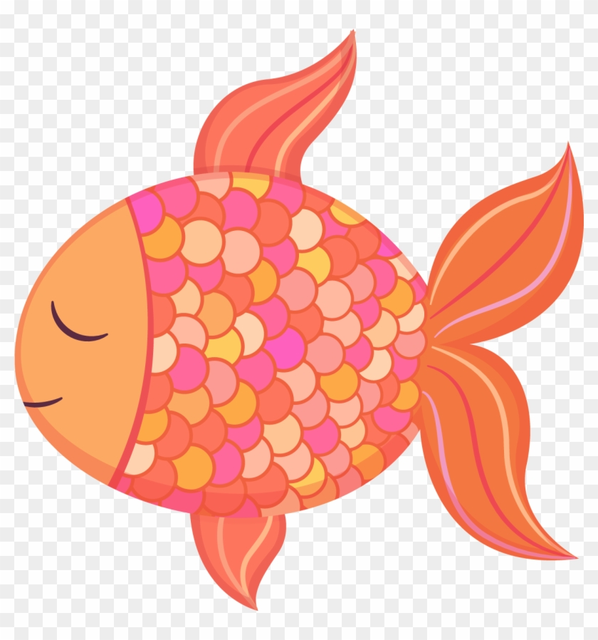 Photo By @martamota - Fish Clipart Free Cute #290646