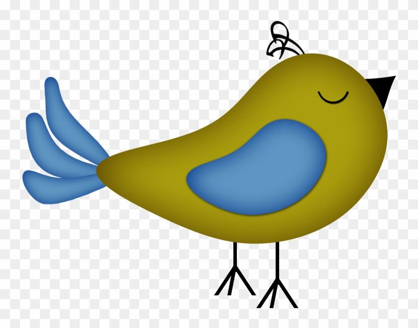 Bird Cages, Clip Art, Art Illustrations, Applique, - Pajaros Caricatura .png #290660