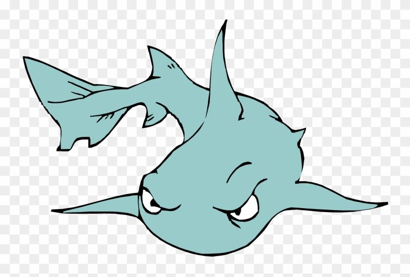 Angry Shark - Swordfish #290696