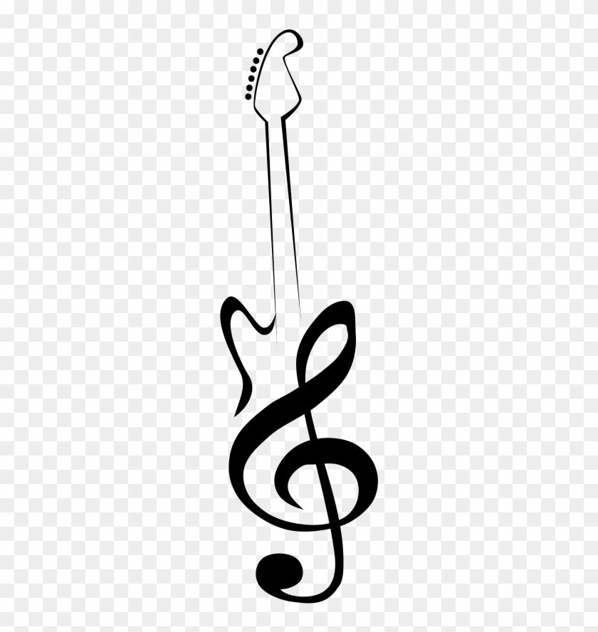 More Like Tribal Guitar 3 By Blakewise - Tattoos Guitar #290698