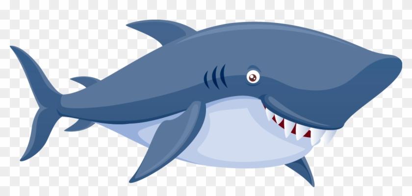 Tiger Shark Free Content Clip Art - Tiger Shark Free Content Clip Art #290705